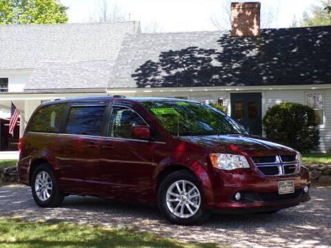 2018 Dodge Grand Caravan for sale at The Auto Barn in Berwick ME