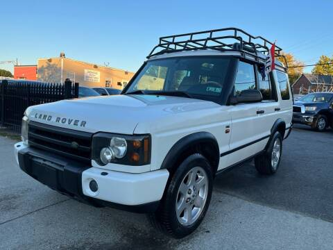 2004 Land Rover Discovery for sale at Crestwood Auto Center in Richmond VA
