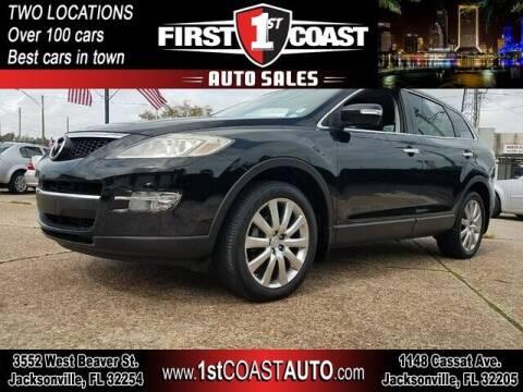 2009 Mazda CX-9 for sale at 1st Coast Auto -Cassat Avenue in Jacksonville FL