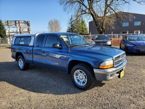 2004 Dodge Dakota for sale at McMinnville Auto Sales LLC in Mcminnville OR
