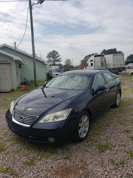 2009 Lexus ES 350 for sale at JM Car Connection in Wendell NC