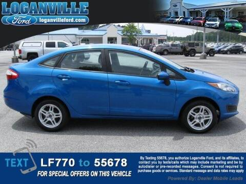 2017 Ford Fiesta for sale at Loganville Quick Lane and Tire Center in Loganville GA