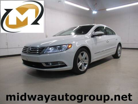 2014 Volkswagen CC for sale at Midway Auto Group in Addison TX