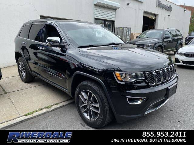 2019 Jeep Grand Cherokee for sale in Bronx, NY