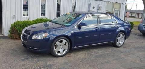 2008 Chevrolet Malibu for sale at Superior Motors in Mount Morris MI