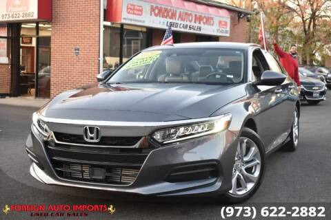 2020 Honda Accord for sale at www.onlycarsnj.net in Irvington NJ