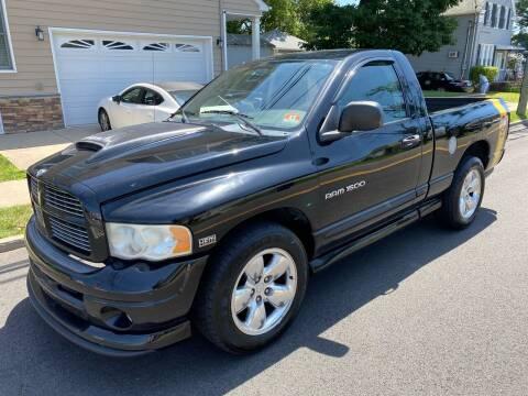2004 Dodge Ram Pickup 1500 for sale at Jordan Auto Group in Paterson NJ