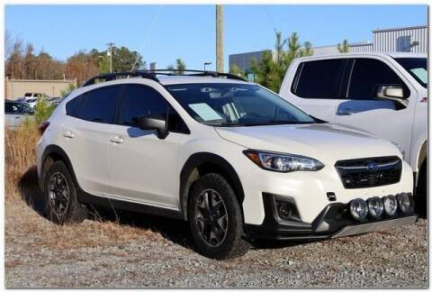 2019 Subaru Crosstrek for sale at WHITE MOTORS INC in Roanoke Rapids NC