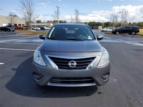 2018 Nissan Versa for sale at Lou Sobh Kia in Cumming GA