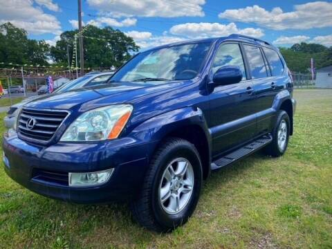 2004 Lexus GX 470 for sale at Cutiva Cars in Gastonia NC
