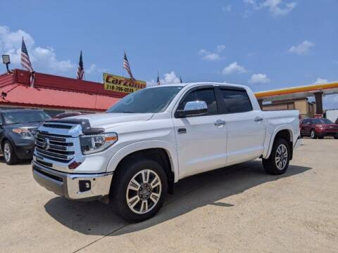 2018 Toyota Tundra for sale at CarZoneUSA in West Monroe LA