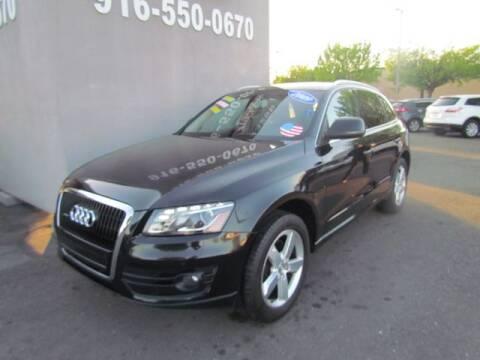 2009 Audi Q5 for sale at LIONS AUTO SALES in Sacramento CA