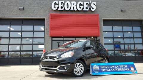 2018 Mitsubishi Mirage for sale at George's Used Cars - Pennsylvania & Allen in Brownstown MI