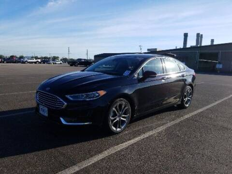 2020 Ford Fusion for sale at Florida Fine Cars - West Palm Beach in West Palm Beach FL
