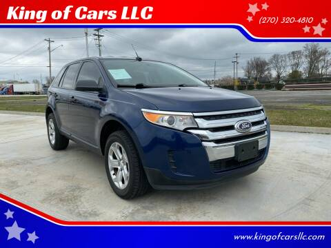 2012 Ford Edge for sale at King of Cars LLC in Bowling Green KY