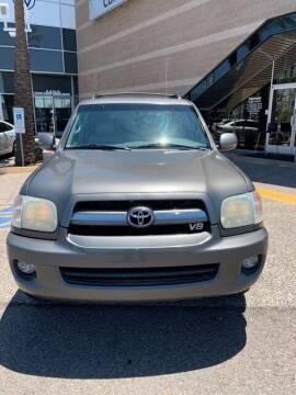 2006 Toyota Sequoia for sale at Camelback Volkswagen Subaru in Phoenix AZ