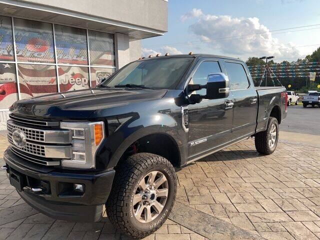 2017 Ford F-250 Super Duty for sale at Tim Short Auto Mall in Corbin KY
