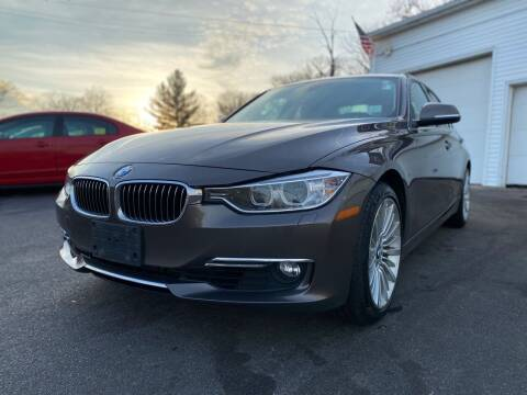 2013 BMW 3 Series for sale at SOUTH SHORE AUTO GALLERY, INC. in Abington MA