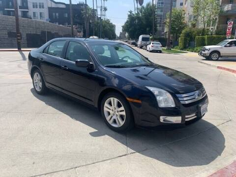 2008 Ford Fusion for sale at FJ Auto Sales North Hollywood in North Hollywood CA