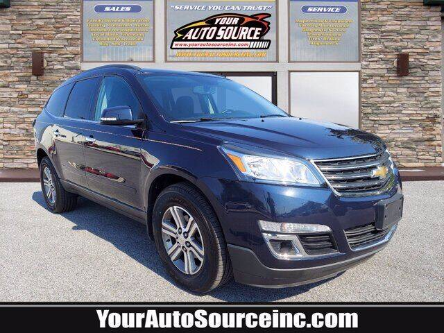 2016 Chevrolet Traverse for sale at Your Auto Source in York PA