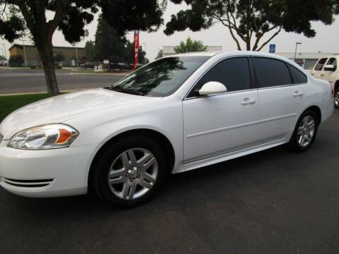2014 Chevrolet Impala Limited for sale at KM MOTOR CARS in Modesto CA