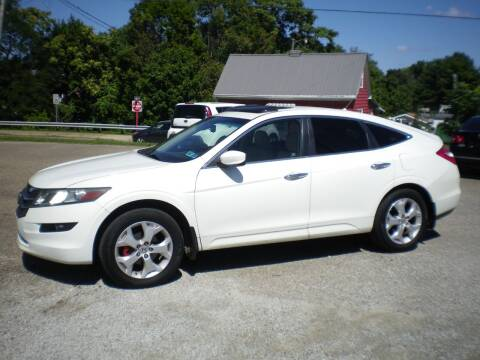 2010 Honda Accord Crosstour for sale at Starrs Used Cars Inc in Barnesville OH