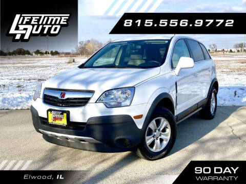 2008 Saturn Vue for sale at Lifetime Auto in Elwood IL