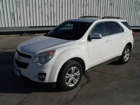 2010 Chevrolet Equinox for sale at Dendinger Bros Auto Sales & Service in Bellevue OH
