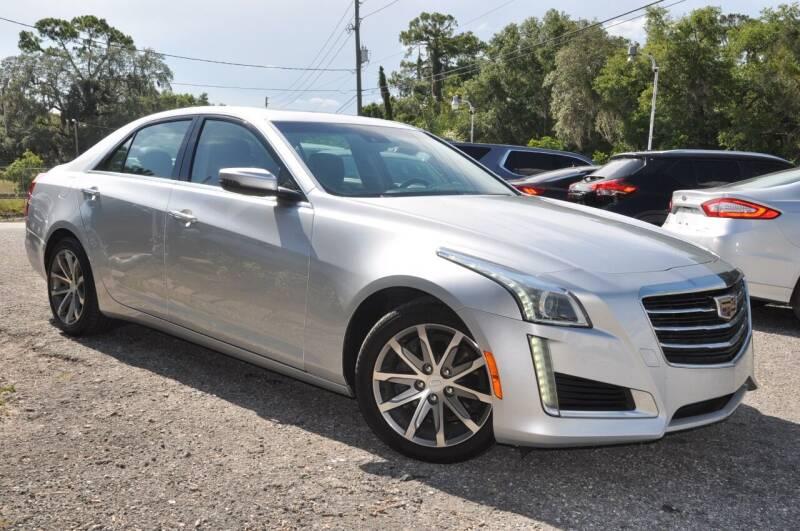 2016 Cadillac CTS for sale at Elite Motorcar, LLC in Deland FL