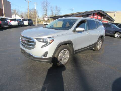 2019 GMC Terrain for sale at Riverside Motor Company in Fenton MO