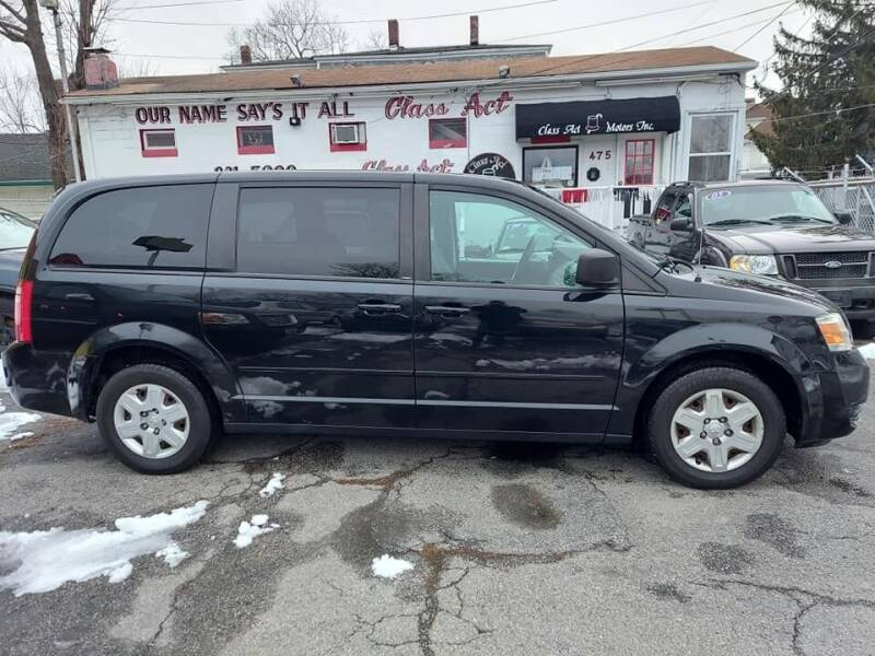 2009 Dodge Grand Caravan for sale at Class Act Motors Inc in Providence RI