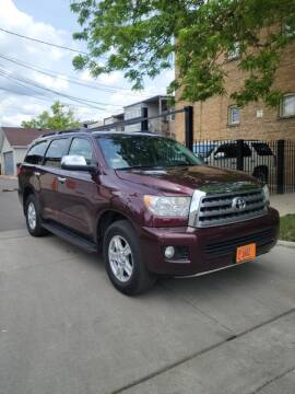 2008 Toyota Sequoia for sale at MACK'S MOTOR SALES in Chicago IL