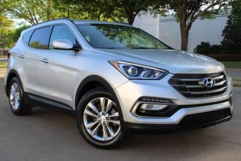 2017 Hyundai Santa Fe Sport for sale at DFW Universal Auto in Dallas TX