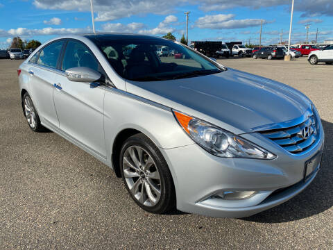 2013 Hyundai Sonata for sale at CANDOR INC in Toms River NJ