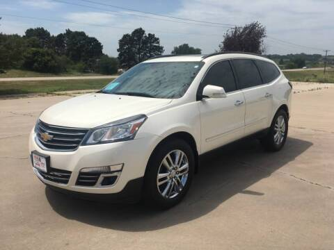 2014 Chevrolet Traverse for sale at More 4 Less Auto in Sioux Falls SD