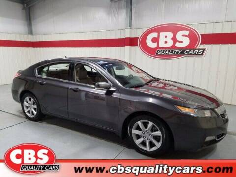 2012 Acura TL for sale at CBS Quality Cars in Durham NC