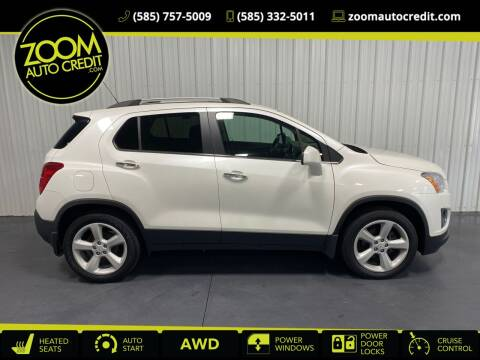 2015 Chevrolet Trax for sale at ZoomAutoCredit.com in Elba NY