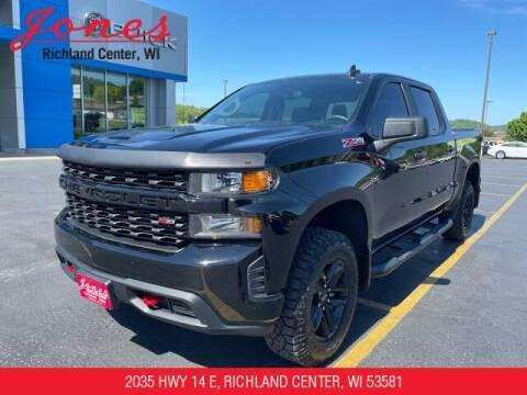 2020 Chevrolet Silverado 1500 for sale at Jones Chevrolet Buick Cadillac in Richland Center WI