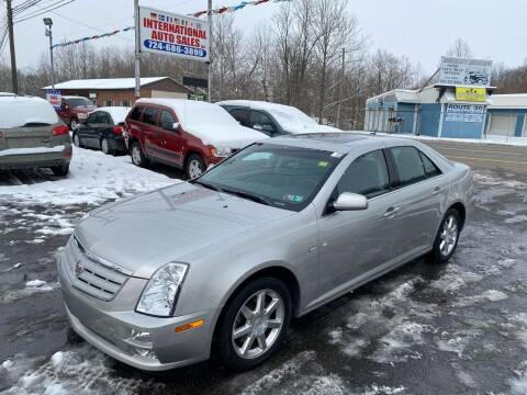 2006 Cadillac STS for sale at INTERNATIONAL AUTO SALES LLC in Latrobe PA
