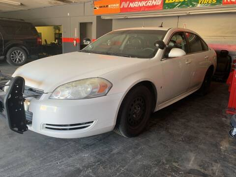 2009 Chevrolet Impala for sale at Boktor Motors in Las Vegas NV