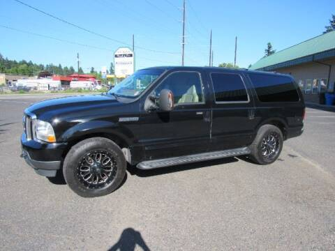 2004 Ford Excursion for sale at Triple C Auto Brokers in Washougal WA