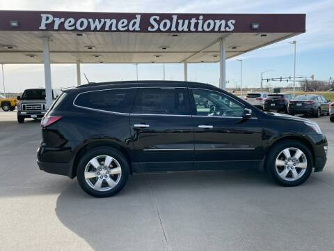 2016 Chevrolet Traverse for sale at Preowned Solutions in Urbandale IA