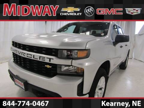 2020 Chevrolet Silverado 1500 for sale at Midway Auto Outlet in Kearney NE
