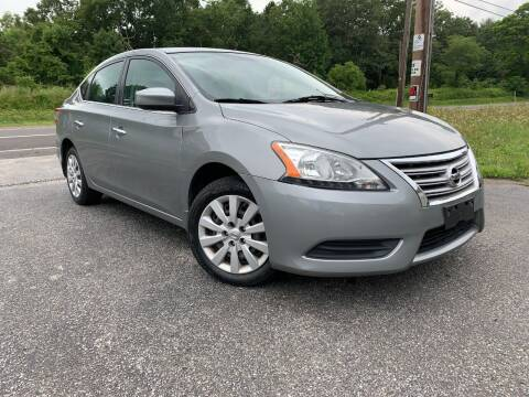 2014 Nissan Sentra for sale at 303 Cars in Newfield NJ