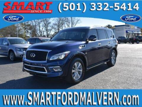 2017 Infiniti QX80 for sale at Smart Auto Sales of Benton in Benton AR