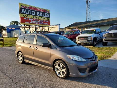 2010 Mazda MAZDA5 for sale at Mox Motors in Port Charlotte FL
