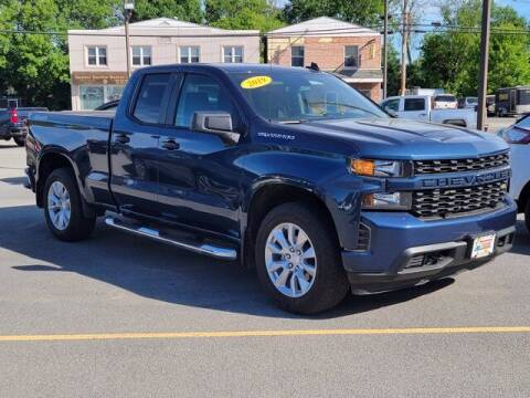 2019 Chevrolet Silverado 1500 for sale at Frenchie's Chevrolet and Selects in Massena NY