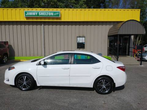 2017 Toyota Corolla for sale at Space & Rocket Auto Sales in Meridianville AL
