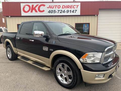 2011 RAM Ram Pickup 1500 for sale at OKC Auto Direct in Oklahoma City OK