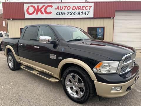 2011 RAM Ram Pickup 1500 for sale at OKC Auto Direct, LLC in Oklahoma City OK